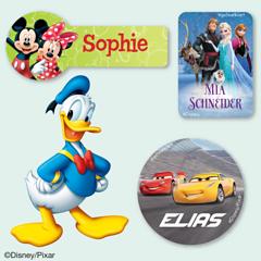 Disney Gutmarkiert